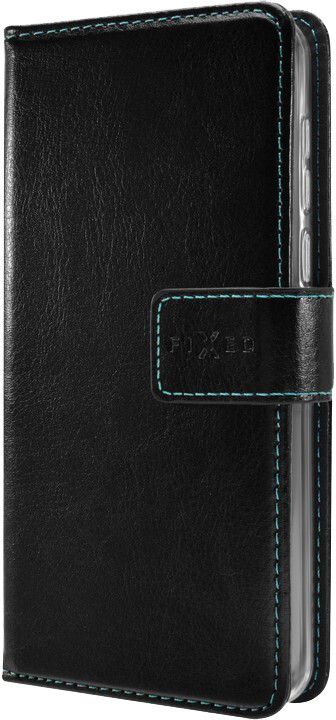 FIXED pouzdro typu kniha Opus pro Honor 20 Lite, černá