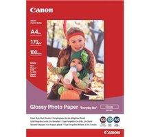 Canon Foto papír GP-501, 10x15 cm, 10 ks, 210g/m2 - lesklý