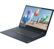 Lenovo IdeaPad C340-14IWL, modrá 81N4007LCK