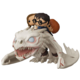 Figurka Funko POP! Harry Potter - Harry, Hermione and Ron Riding Gringotts Dragon