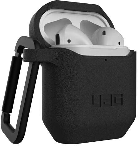 UAG silikonové pouzdro pro AirPods, černá