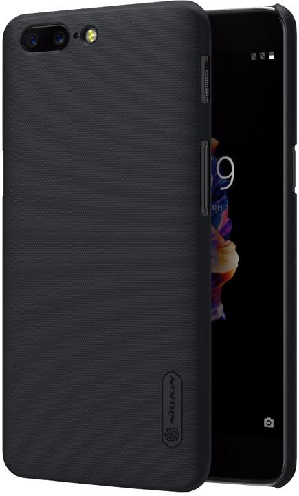 Nillkin Super Frosted zadní kryt pro OnePlus 5, Black