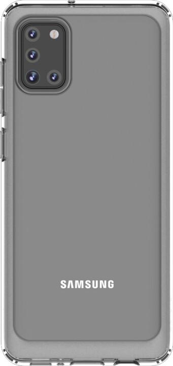 Samsung ochranný kryt A Cover pro Samsung Galaxy A31, čirá