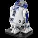 Stavebnice ICONX Star Wars - R2-D2, kovová
