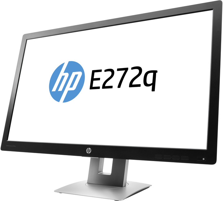 "HP EliteDisplay E272q - LED monitor 27"""