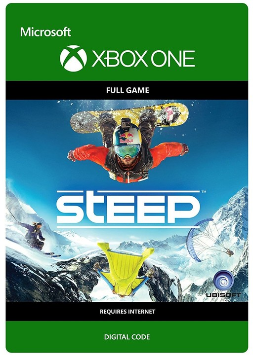 Steep (Xbox ONE) - elektronicky
