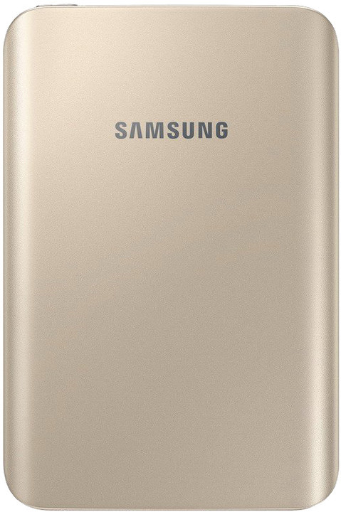 Samsung EB-PA300U powerbanka 3100 mAh, zlatá