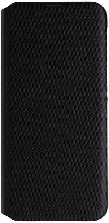 Samsung flipové pouzdro Wallet Galaxy A20e, černá