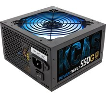 Aerocool KCAS 550G RGB - 550W ACPG-KC55AEC.11