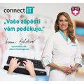 CONNECT IT zápěstní opěrka před klávesnici