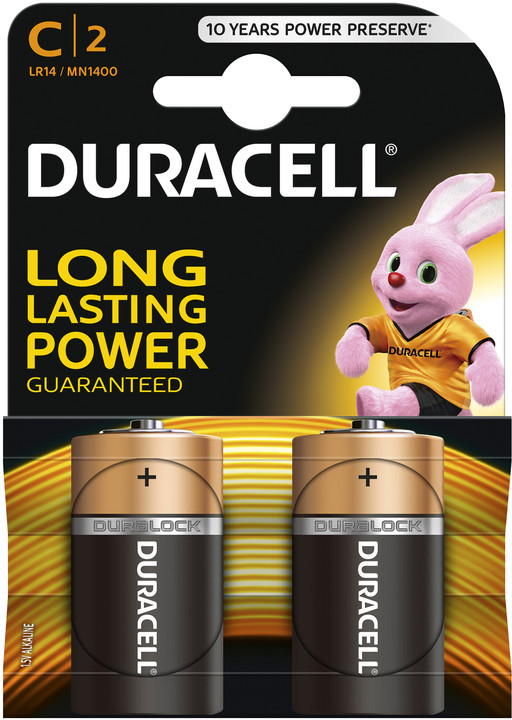 Duracell Basic MN1400/C, 2ks