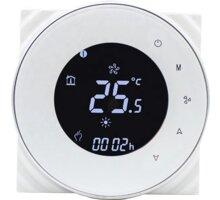 iQtech SmartLife termostat pro kotle GALW-W, se spínačem, bílá - IQTGALW-W