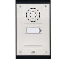 2N IP Uni, 1 tlačítko, zápustná krabice - ATEUS-9153101