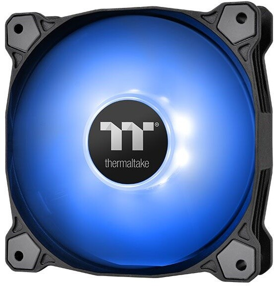 Thermaltake Pure A12 LED, 120mm, modrá