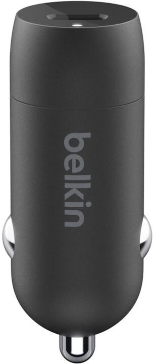 Belkin nabíječka do auta 18W Standalone Power Delivery
