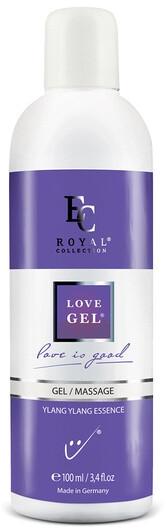 Masážní Gel Love Gel, 2v1, Ylang Ylang, 100 ml