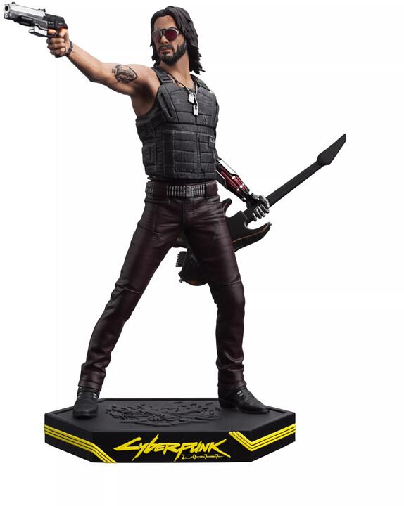 Figurka Cyberpunk 2077 - Johnny Silverhand, Dark Horse, 20 cm
