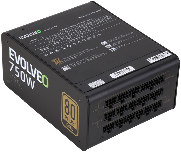 Evolveo G750 - 750W