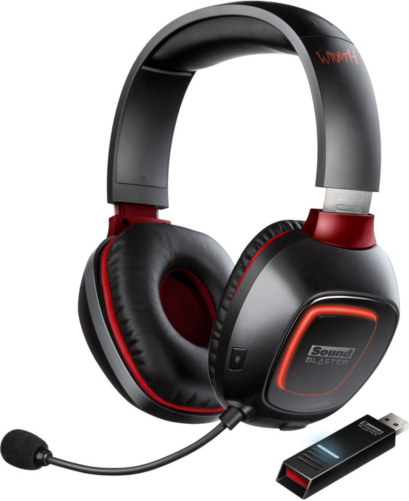Creative Sound Blaster Tactic3D Wrath Wireless