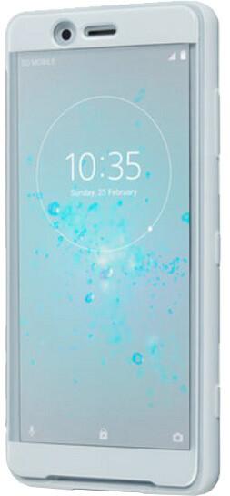 Sony SCTH50 Style Cover Touch pouzdro Xperia XZ2 Com, šedá