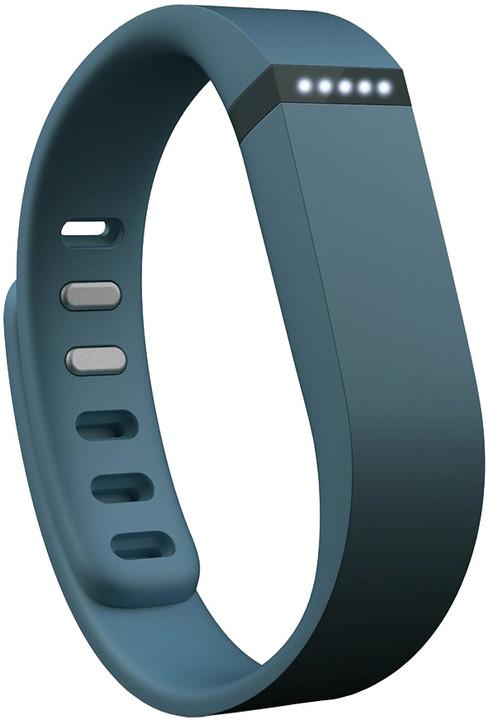 Fitbit příslušenství pro Flex náhradní pásek - Slate - Large