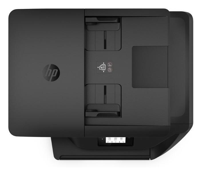 tiskárna hp OfficeJet Pro 6950 pohled shora