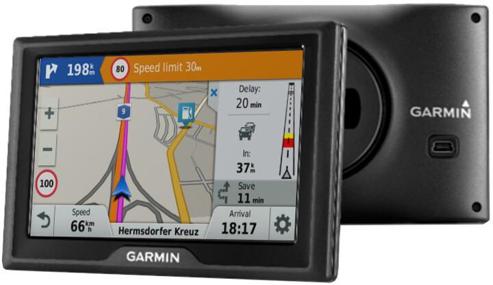 GARMIN Drive 40 Lifetime Czech