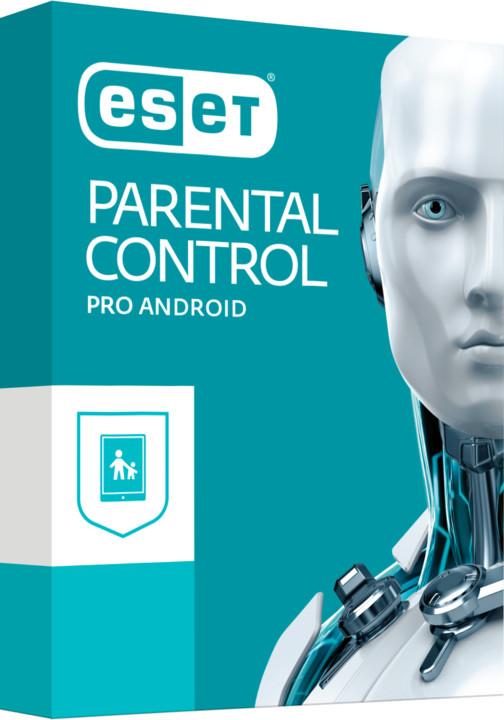 ESET Parental Control pro 1x Android zařízení na 12 měsíců, prodloužení
