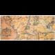 Podložka pod myš The Lord Of The Rings: A Map Of Middle Earth, herní, XL