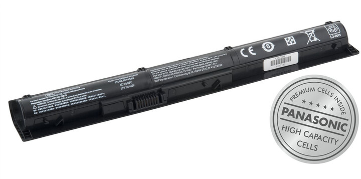 AVACOM baterie pro notebook HP 450 G3/455 G3,/470 G3, Li-Ion, 4čl, 14,8V, 2900mAh