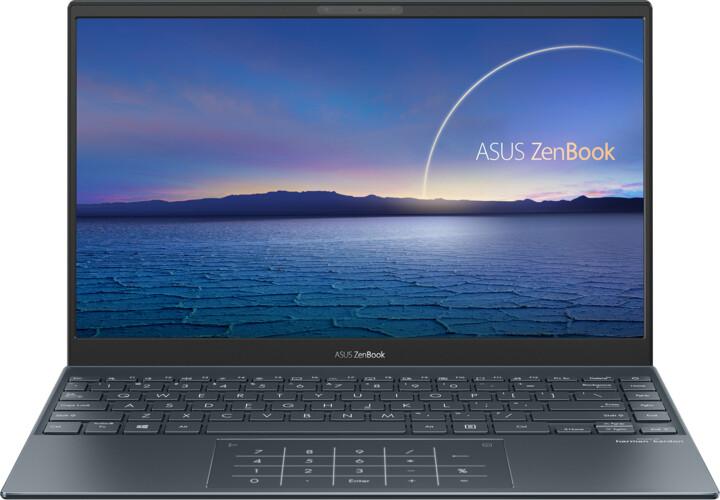 ASUS ZenBook 13 UX325 OLED (11th Gen Intel), šedá