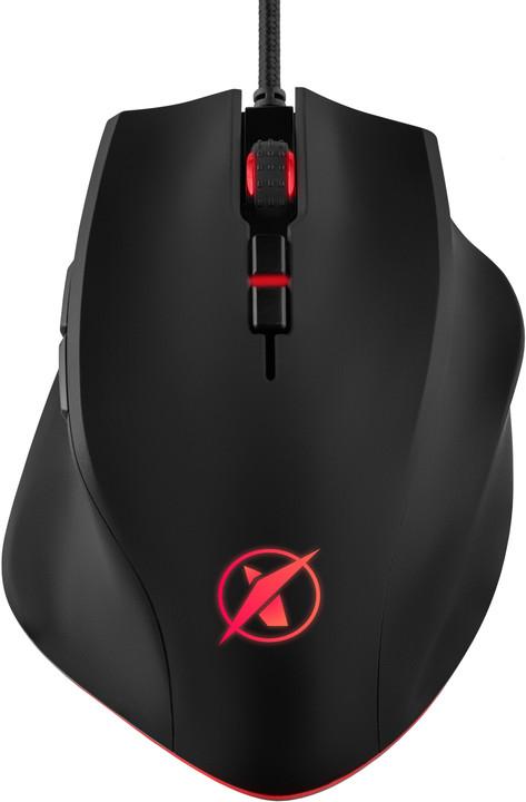 Niceboy ORYX M600, černá