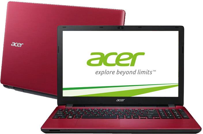 Acer Aspire E15 (E5-532G-P37E), červená