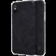 Nillkin Pouzdro Qin Book pro iPhone X, Black