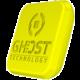 CELLY GHOSTFIX univerzální magnetický držák pro mobilní telefony, adhezivní povrch, žlutý