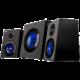 C-TECH Theron GSPK-02, herní, 2.0, černá/modrá  + Voucher až na 3 měsíce HBO GO jako dárek (max 1 ks na objednávku)
