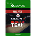 NBA Live 18 - 5850 NBA Points (Xbox ONE) - elektronicky