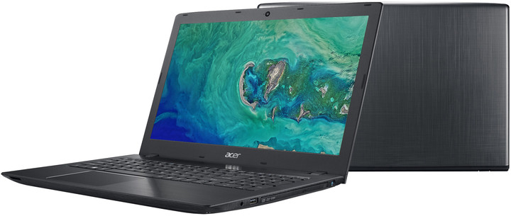 Acer Aspire E15 (E5-575G-371Z), černá