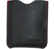 """Verbatim Store 'n' Go koženkové pouzdro na 2,5"""" HDD, černá"""