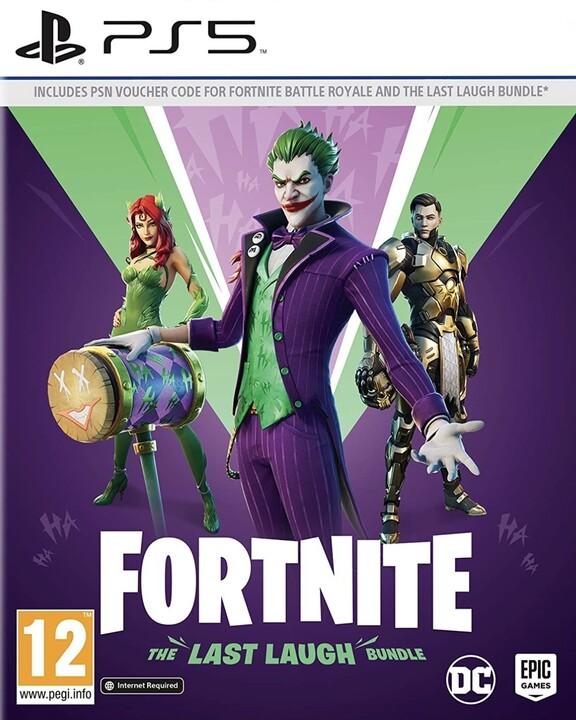 Fortnite: The Last Laugh Bundle (PS5)