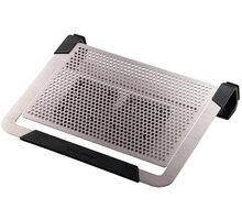 """Coolermaster NotePal U2 PLUS pro NTB 12-17"""", titanium"""
