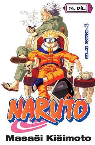 Komiks Naruto: Souboj stínů, 14.díl, manga