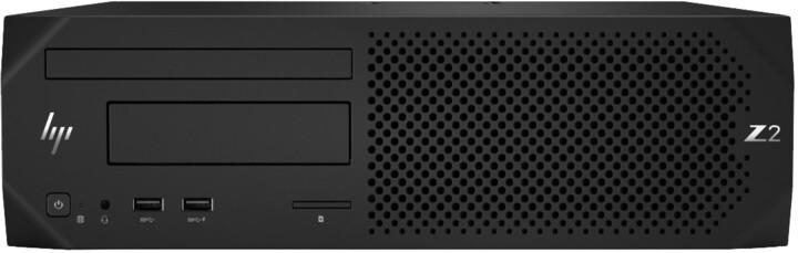 HP Z2 G4 SFF, černá