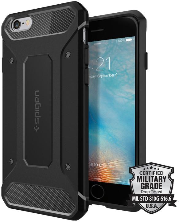 Spigen Capsule Ultra Rugged ochranný kryt pro iPhone 6/6s, black