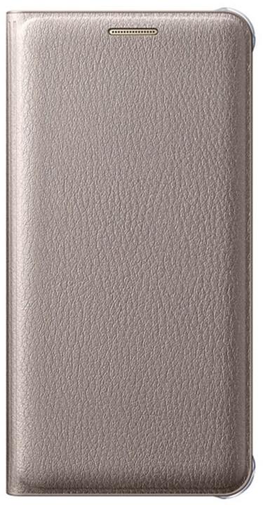 Samsung EF-WA510PF Flip Galaxy A5 (2016), zlatý