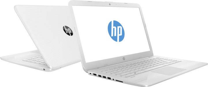 HP Stream 14 (14-ax006nc). bílá