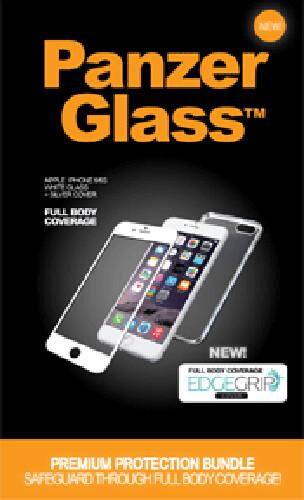PanzerGlass Premium pro Apple iPhone 6/6s bílé + pouzdro