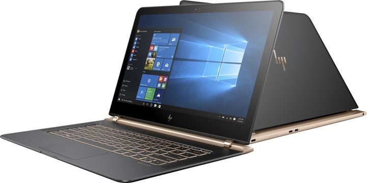 HP Spectre Pro 13 G1, černá