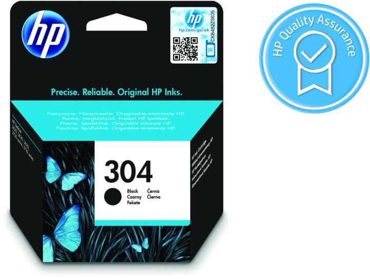 HP N9K06AE, černá, č. 304