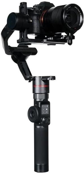 Feiyu Tech AK2000 stabilizátor pro kamery, DSLR i malé foťáky s nosností od 250 g do 2,8 kg, černá